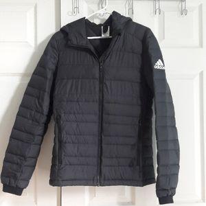 Adidas Climawarm Black Jacket